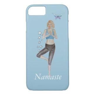 Yoga Pose iPhone 7 Case