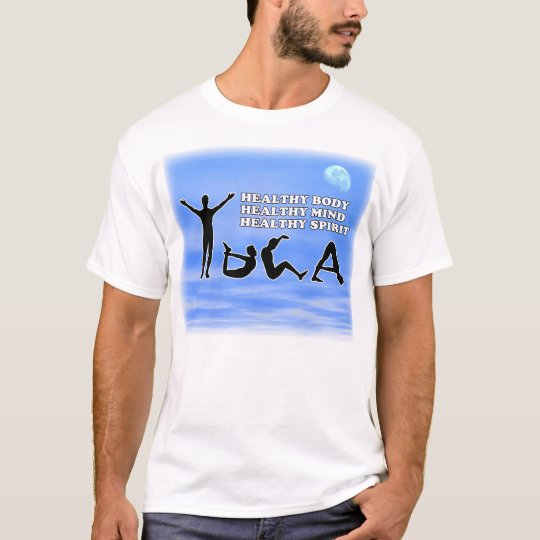 Yoga Poses 2 T-Shirt