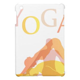 Yoga poses cover for the iPad mini