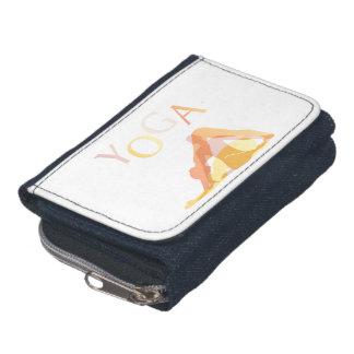 Yoga poses wallets
