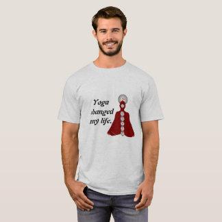 Yoga Quote/ Chakras T-shirt
