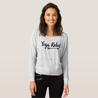 Yoga Rebel T-shirt