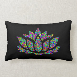 yoga relax rectangular cushion