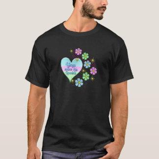 Yoga Sparkles T-Shirt