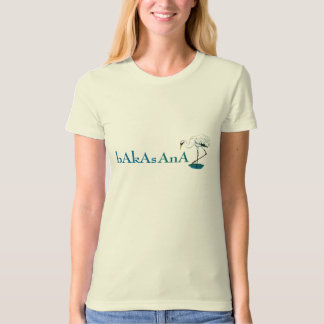 Yoga T Crane Pose- Women's T-Shirt