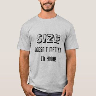 Yoga T-Shirt for Plus Size Yogis
