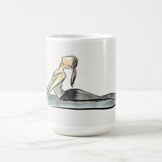 "Yoga ""Tea"" mug"