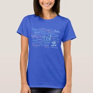 Yoga Teacher's Sanskrit Asanas Yoga Poses T-Shirt