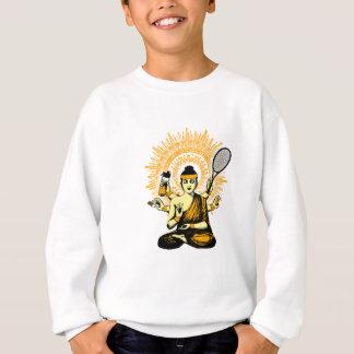 yoga tennis sweatshirt