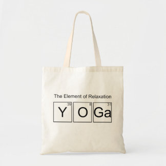 Yoga | The Element of Relaxation Tote Bag