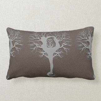 Yoga Tree of Life Lumbar Pillow