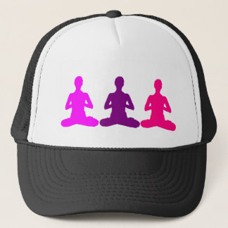 Yoga Trucker Hat