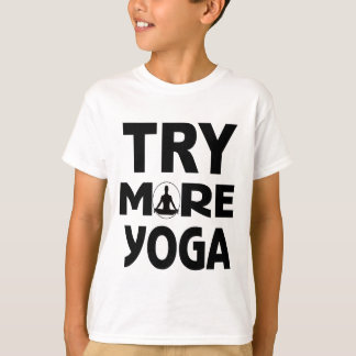 YOGA TRY T-Shirt