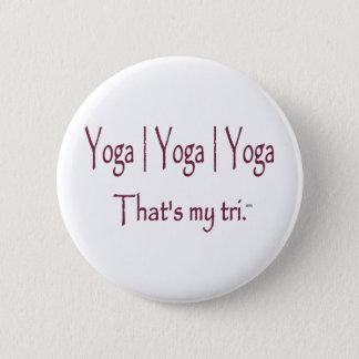 Yoga | Yoga | Yoga 2 Inch Round Button