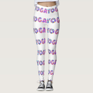 Yoga Yoga Yoga Leggings