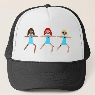 yogainstructor trucker hat