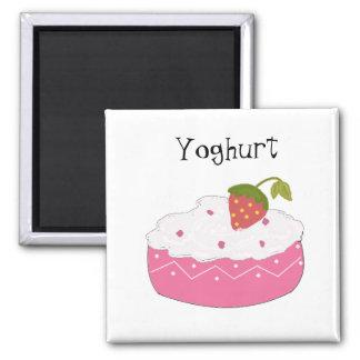 Yoghurt Magnet