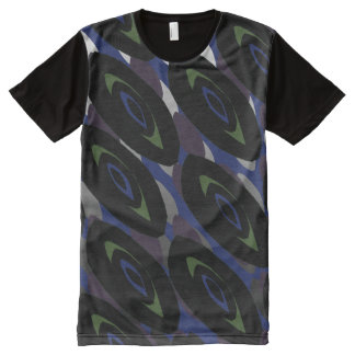 Yogi Eye All-Over-Print T-Shirt