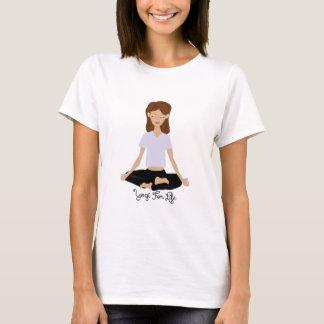 Yogi For Life T-Shirt