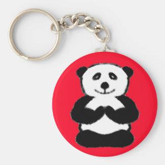 Yogi Panda - Panda Keychain