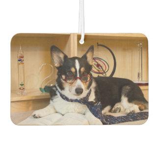 Yogi the Science Dog Air Freshener