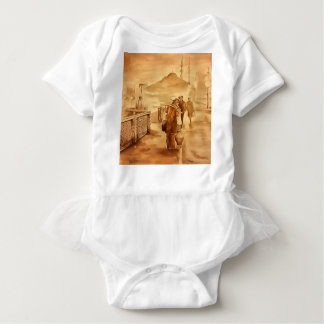 Yogurt Delivery In Istanbul Baby Bodysuit