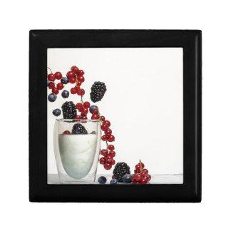yogurt fresh berries gift box