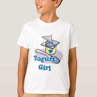 Yogurt Girl blueberry yogurt T-Shirt