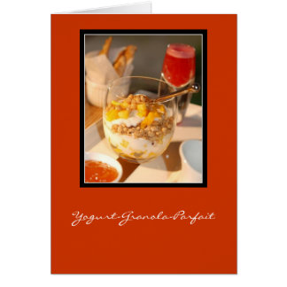 Yogurt-Granola-Parfait Cards