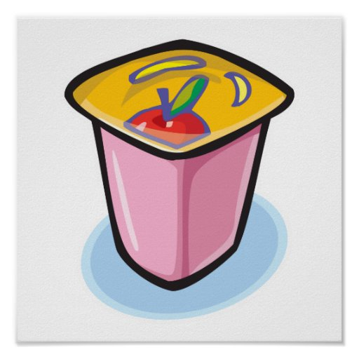 yogurt print