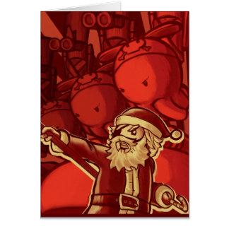 Yohoho Christmas Card