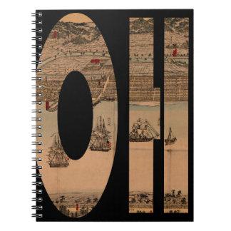 yokohama1855 notebook