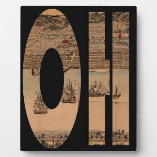 yokohama1855 plaque