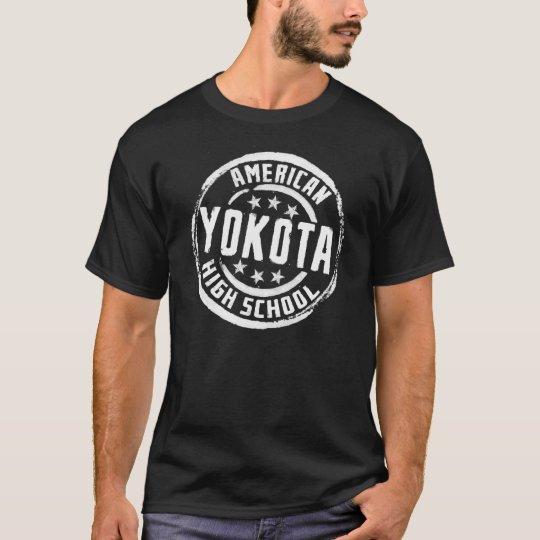 Yokota American High School_dark T-Shirt