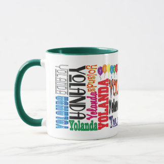 Yolanda Coffee Mug
