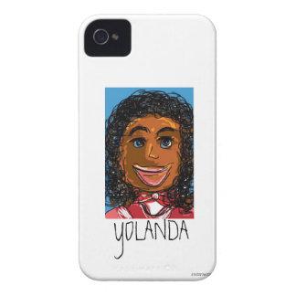 Yolanda Sketch iPhone 4 Case-Mate Case