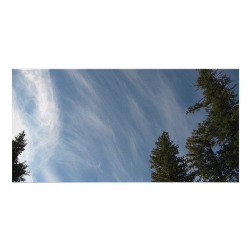 Yolly Bolly Ca Landscape Skyscape Waterscape Photo Cards