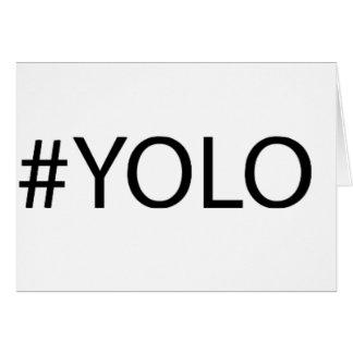 Yolo Gear Card