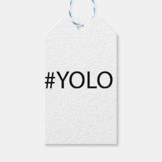 Yolo Gear Gift Tags