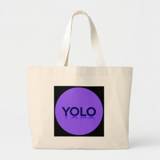 YOLO GEAR! LARGE TOTE BAG