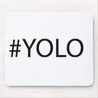 Yolo Gear Mouse Pad