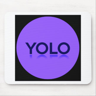 YOLO GEAR! MOUSE PAD