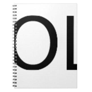 Yolo Gear Notebook