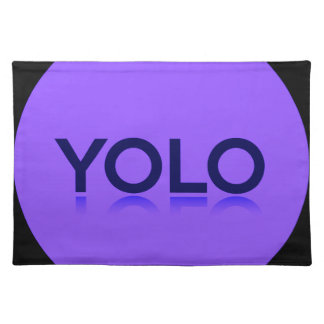 YOLO GEAR! PLACEMAT
