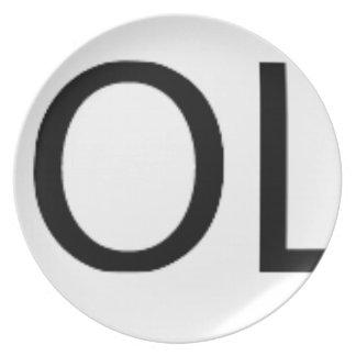 Yolo Gear Plate