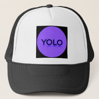 YOLO GEAR! TRUCKER HAT