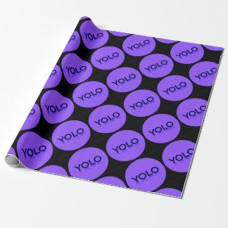 YOLO GEAR! WRAPPING PAPER