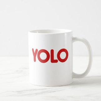 YOLO COFFEE MUGS
