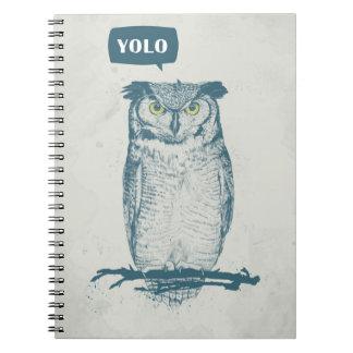 YOLO NOTEBOOKS
