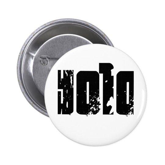 Yolo -- T-Shirt 2 Inch Round Button